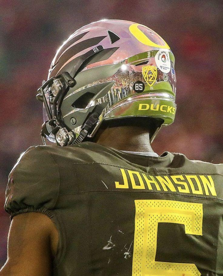 Johnson oregon ducks football in 2020 ducks football