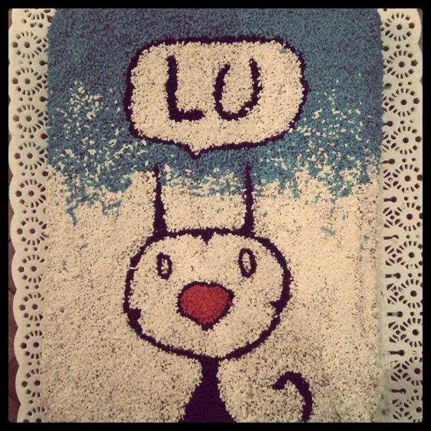 torta inspirada en Liniers
