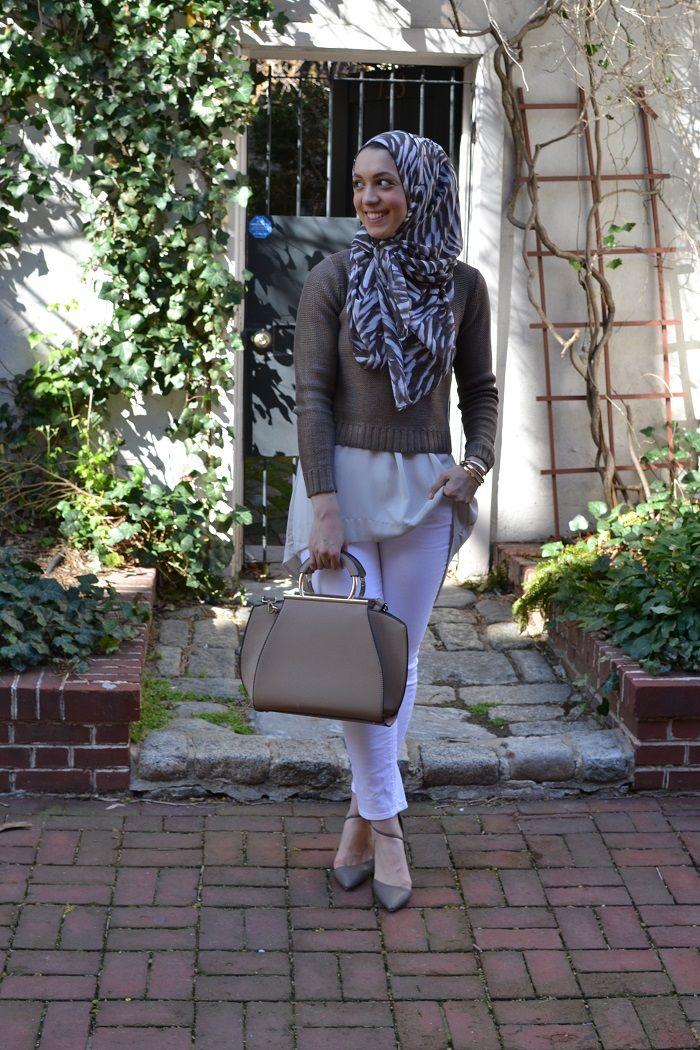 Hani Hulu: Austere Attire Acacia Hijab
