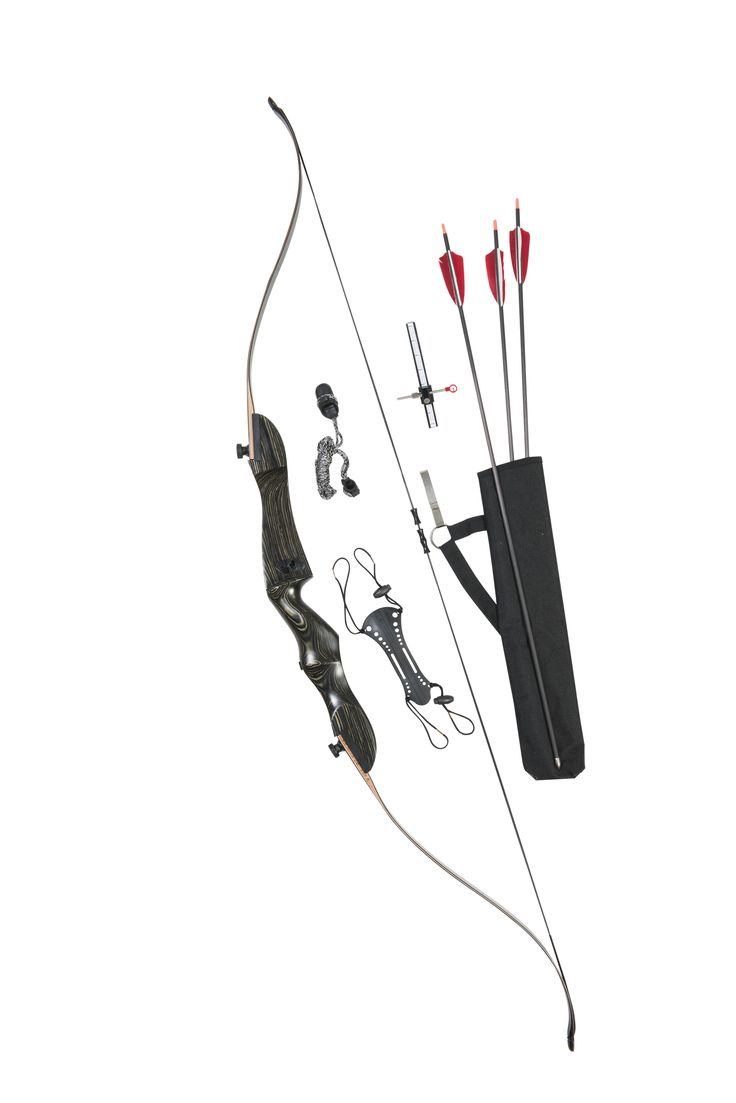 "Check out the deal on PSE Pro Max 54"" Takedown Recurve Kit at 3Rivers Archery Supply"