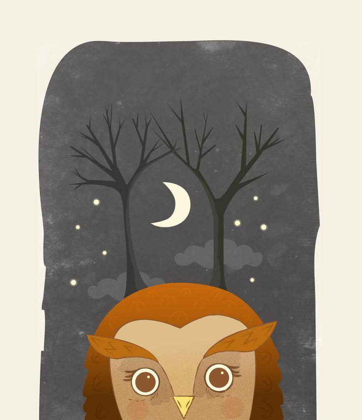 Night owl by Thunder and Icecream