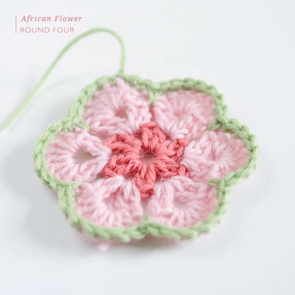 African Flower Hexagon Crochet Pattern Free : 17 Best images about Project African Flower on Pinterest ...