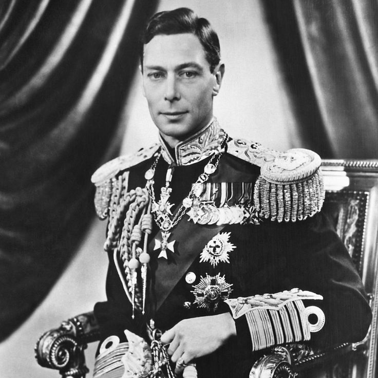Classic Royal Pics - stampboy:  The man who defied all expectations