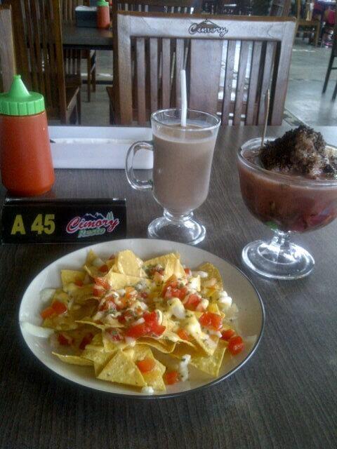 At Cimory - Puncak, West Java. @NGIDERNGILER.com.com