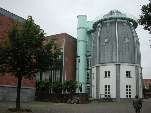 Bonnefanten Museum, Maastrict, Netherlands, 1995