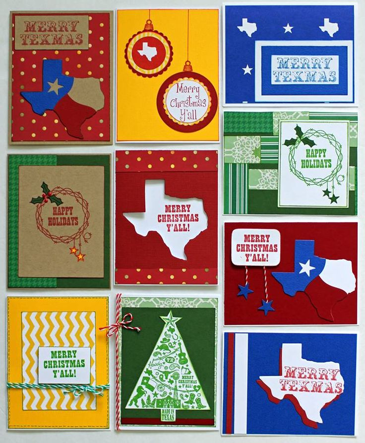 44 best Texas Cards images on Pinterest | Christmas cards, Midland ...