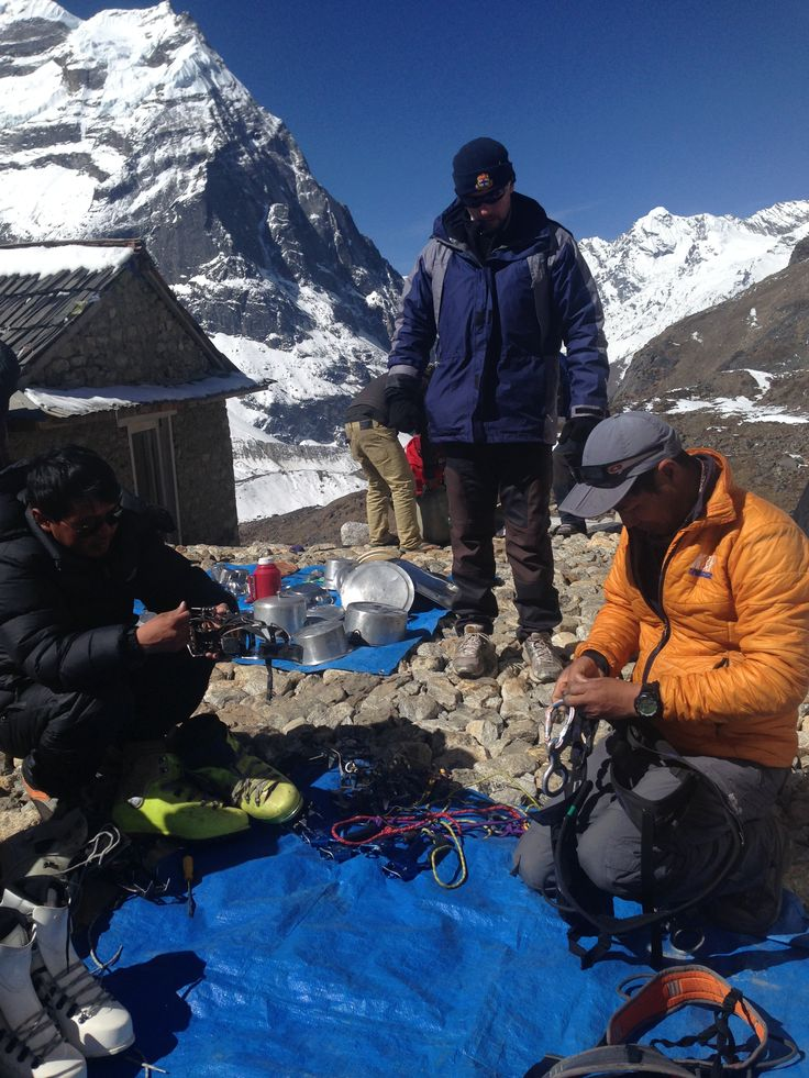 #Expedition #equipments #nepal #mountains #MeraPeakExpedition
