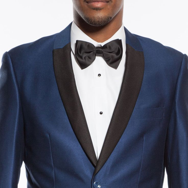 Olivia And Tyler S Black Tie Wedding In Their Family S: 1000+ Ideas About Navy Blue Tuxedos On Pinterest