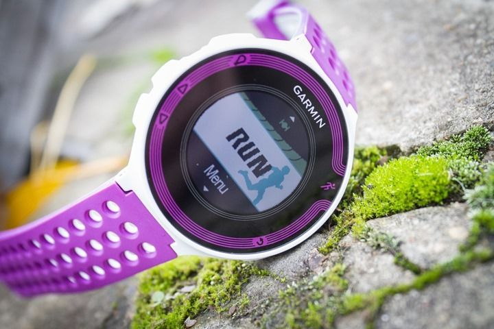 Garmin Forerunner 220 In Depth Review | DC Rainmaker.  REALLY INDEPTH with usage tutorials
