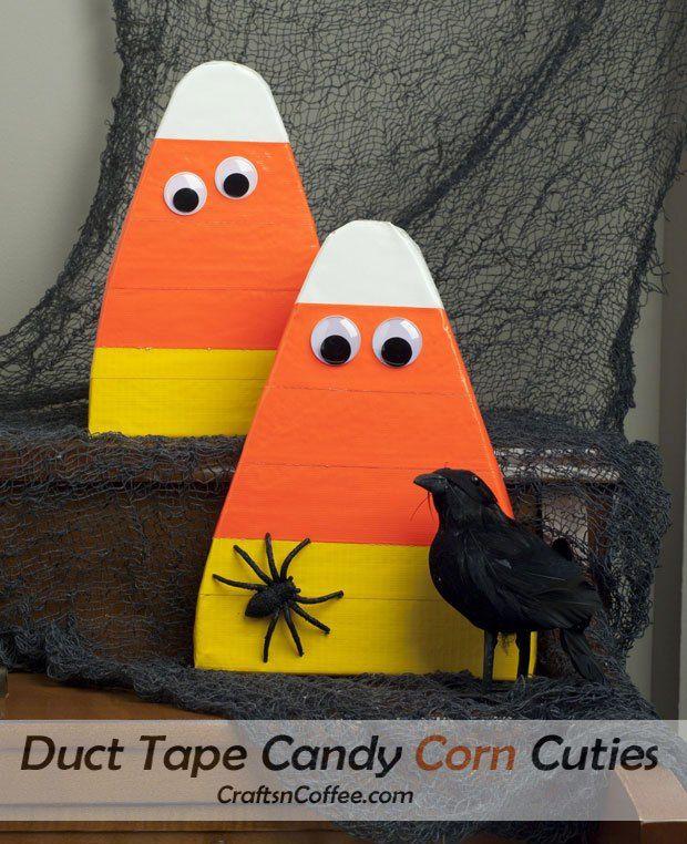 25 Halloween Kids Crafts