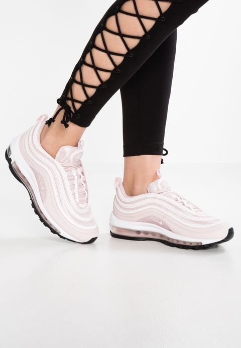 4d6e8769aec Nike Sportswear AIR MAX 97 - Trainers - barely rose black - Zalando.co.uk