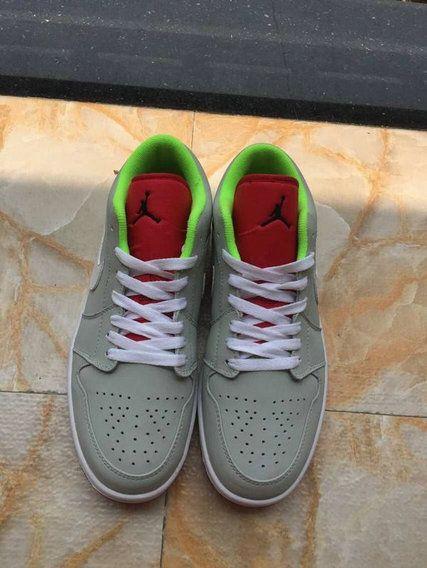 Authentic Cheap Air Jordan 1 Cheap grey shoe jordan retro 1 shoe for sale