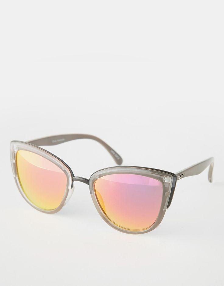 Image 1 quay australia my girl lunettes de soleil for Lunettes verre miroir