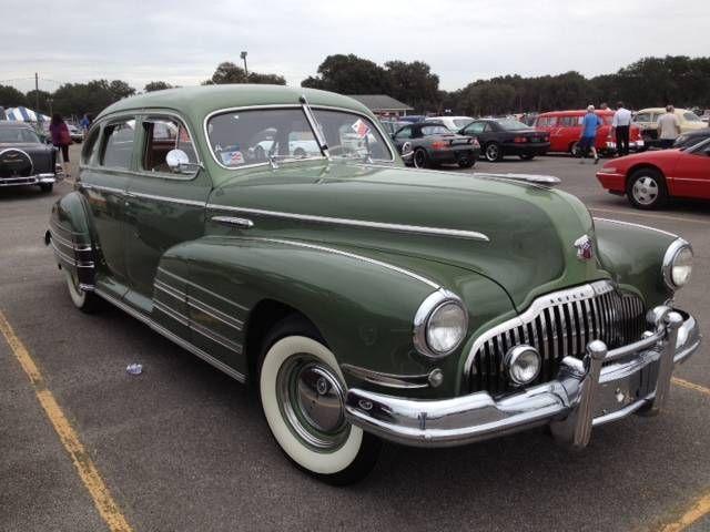 1942 Buick Century 4 Door Sedan Model 61 Antique Cars