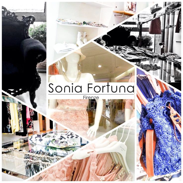 Sonia Fortuna Official Store Borgo San Iacopo 47 Rosso Florence Italy