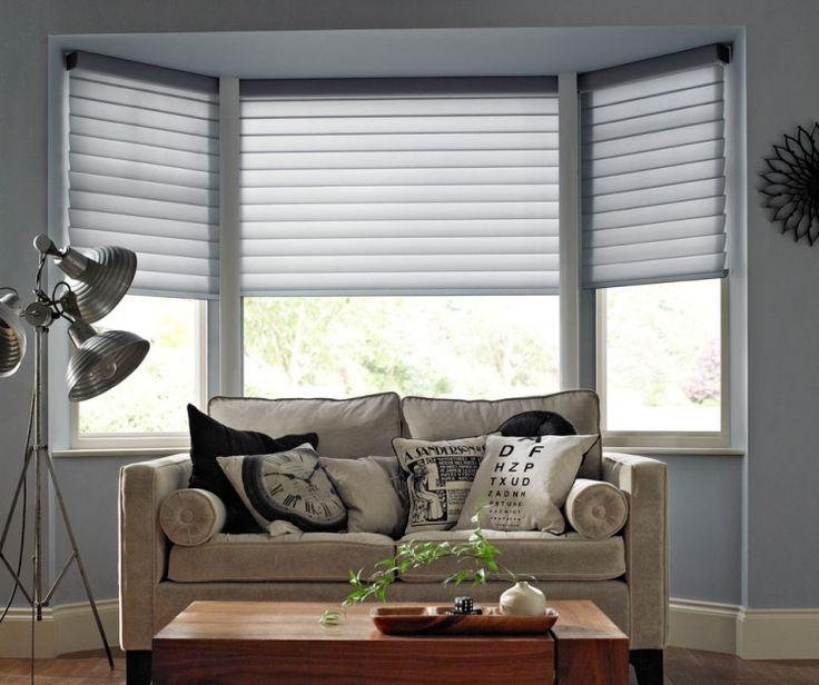 d coration fen tre en saillie 50 inspirations pour l 39 int rieur bow window decoration. Black Bedroom Furniture Sets. Home Design Ideas