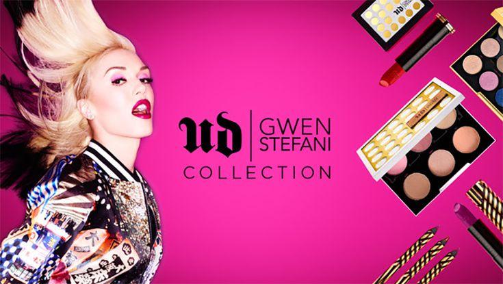 A doua colaborare între Urban Decay și Gwen Stefani, cântăreață și antreprenor de modă, va vedea lumina rafturilor de frumusețe în această primăvară.