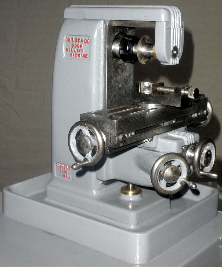 Childs Milling Machine