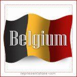 Représentez la Belgique ! Cet article comporte un drapeau belge onduleux dans 3D. Est-ce que vous savez un belge ou Belge-Américain qui manque leur pays d'origine et culture et le voudriez être patriotes au sujet de leur nation ? Les voyageurs vers l'Europe, les Belge-Américains, ou les Belges eux-mêmes aimeront montrer leur héritage et fierté nationale. Notre conception est parfaite pour un touriste comme souvenir de vacances ou pour n'importe qui intéressé à l'ascendance culturelle, à…