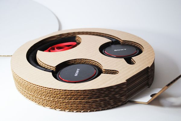 Headphone Packaging on Behance