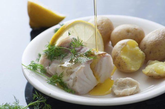 How to Cook Cod Filets