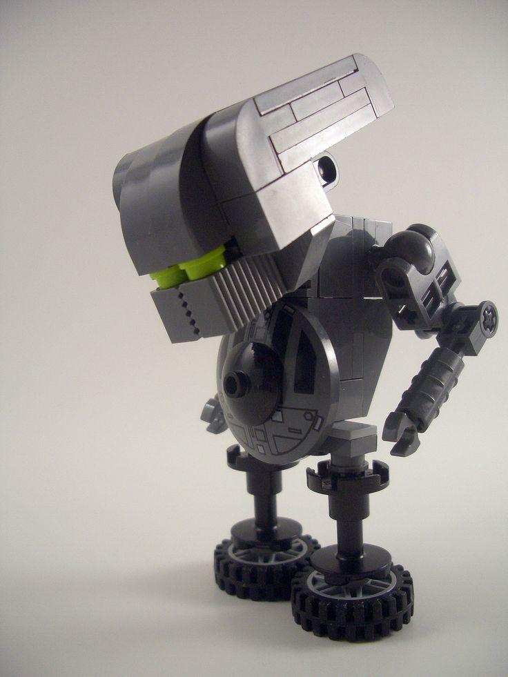 "https://flic.kr/p/bJPUZv | Todo 360 | ""I am a techno-service droid, not a butler droid!"" ―Todo 360 to Cad Bane"