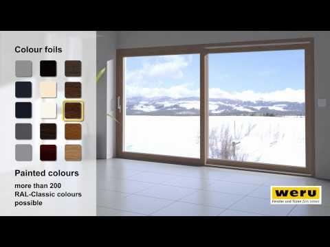 WERU GmbH - Windows and Doors for life - YouTube