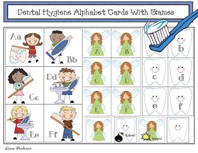 Fabulous Dental Health Month Coloring Pages 85 Classroom Freebies Dental Hygiene