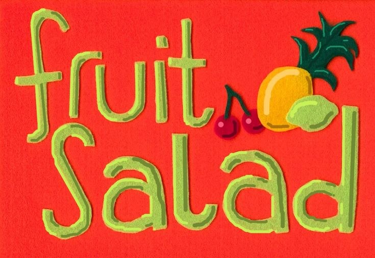 Fruit Salad - a Free Story from Children's Storybooks Online