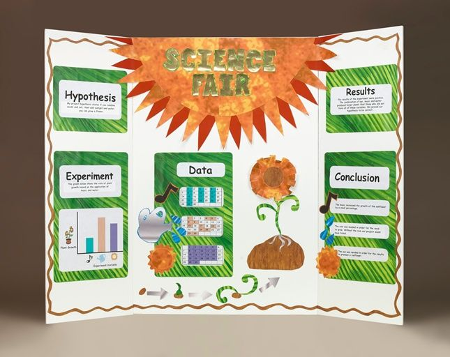 Sensational Science Fair Presentation | crayola.com