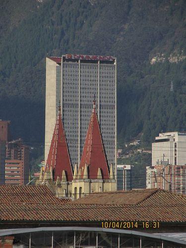 Tejados y rascacielos bogotanos IMG_1344