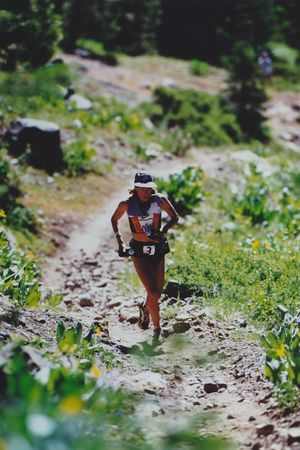 ultramarathoner Ann Trason's advice on ultra-nutritious foods