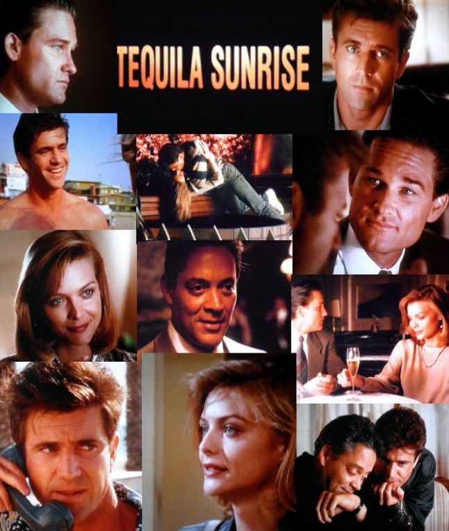 Tequila Sunrise Movie