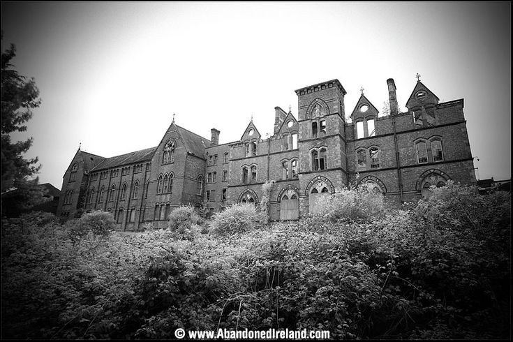 Abandoned Ireland - Magdalen Asylum, County Cork, The Good Shepherd Convent, Magdalen Asylum first opened in 1872 and operated as an orphanage and a Magdalen laundry until the l970's. It has been estimated that around 30,000 women were admitted during the 150-year history of the Magdalen institutions. Most were incarcerated against their will at the request of family members.