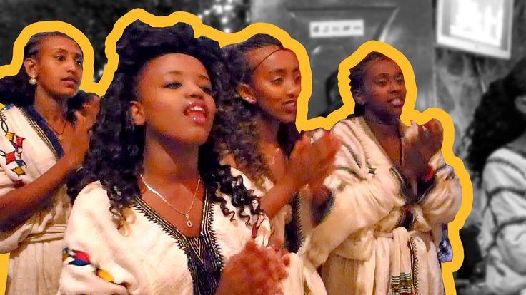 Эфиопский дневник №04 - Песни «Азмари» и мой брат Ферэу
