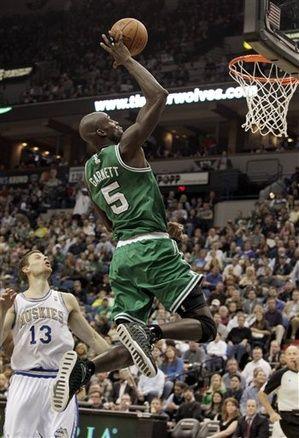 FULL GAME! Boston Celtics vs. Minnesota Timberwolves on www.nbadunks.org