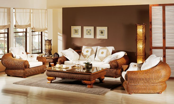 Las 25 mejores ideas sobre muebles de mimbre en pinterest for Muebles de mimbre pintados