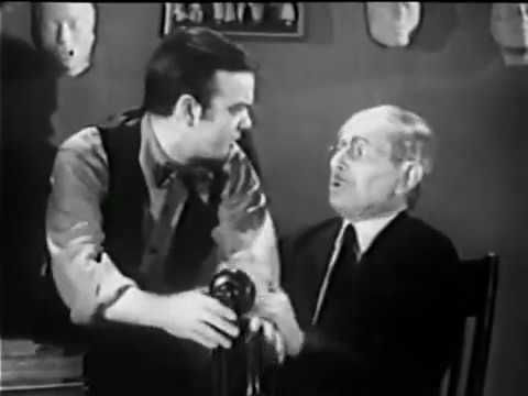 MIDNIGHT MANHUNT (1945) Ann Savage - George Zucco - Leo Gorcey