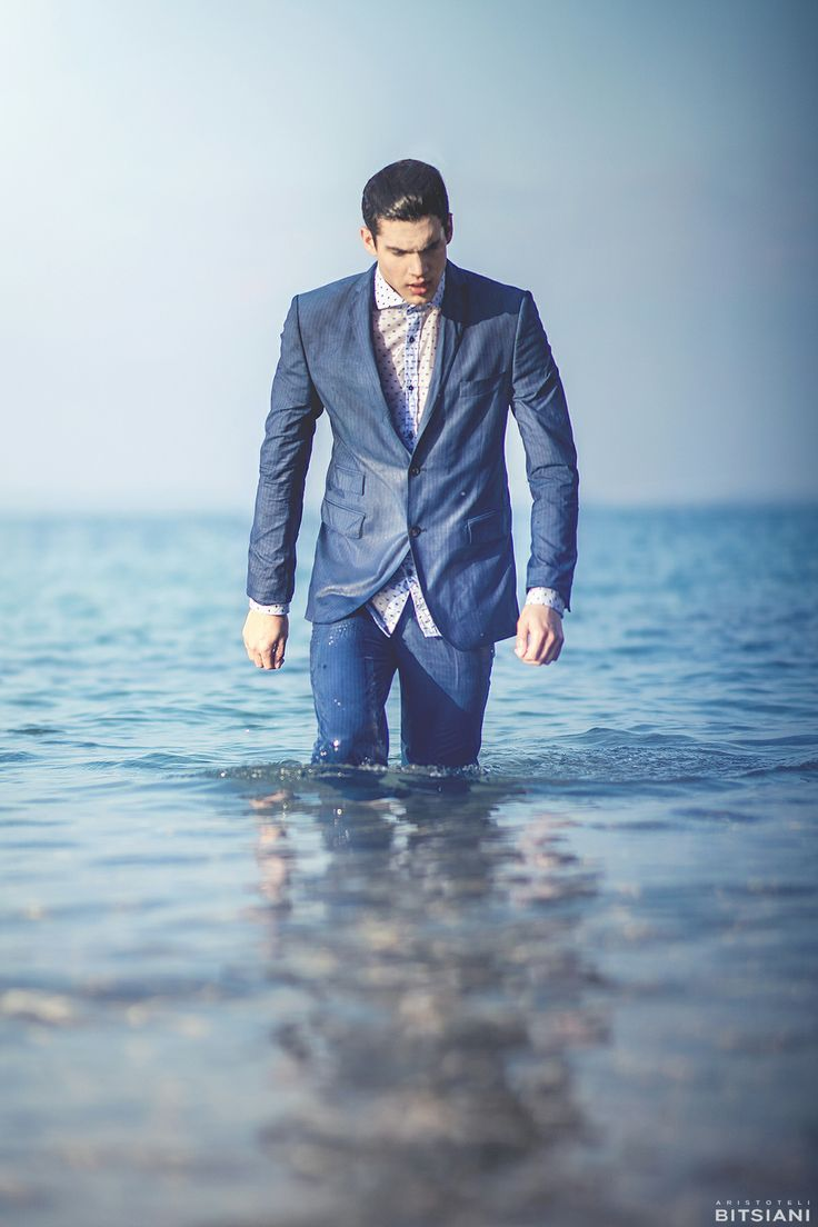 mens fashion inspired by water - Google Search