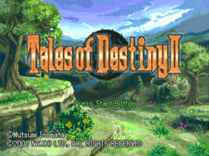 Tales of Destiny II (Disc 1) ROM (ISO) Download for Sony Playstation / PSX - CoolROM.com