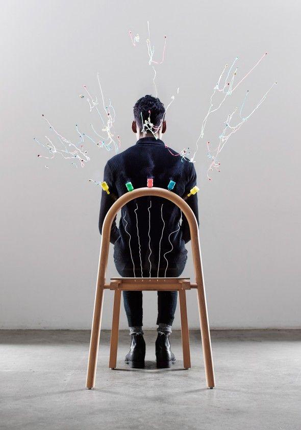 Josie Chair / Mathery Studio | AA13 – blog – Inspiration – Design – Architecture – Photographie – Art