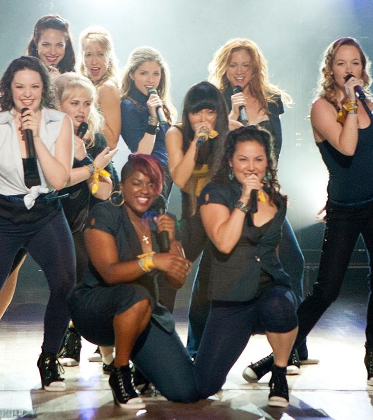 Congratulations to the Barden Bellas & cast of Pitch Perfect 2!