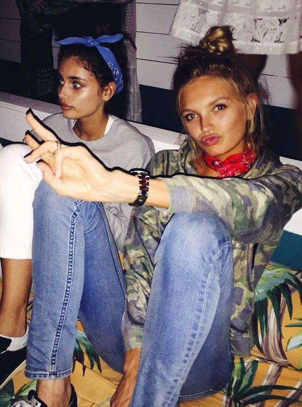 Model-Approved Off-Duty Hairstyles | Rachel Zoe | The Zoe Report | Bloglovin'