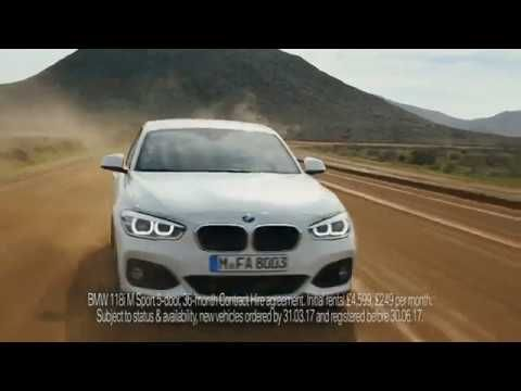 02 Jan 2017: The BMW 1 Series. Pure BMW.