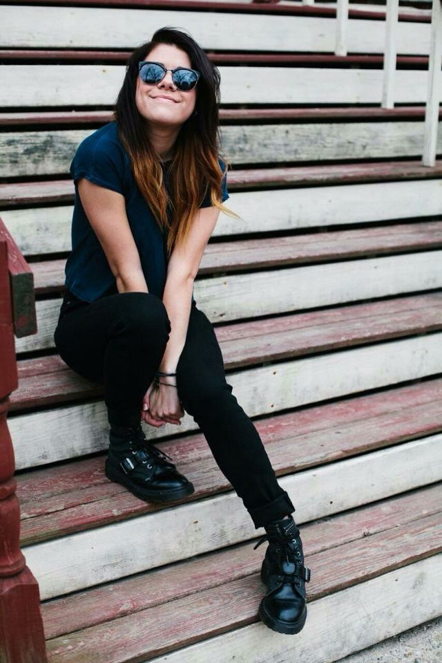 Taylor Jardine, I don't why i'm so crush in to this girl