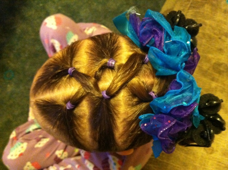 45 Best Gymnastics Hair Images On Pinterest Gymnastics