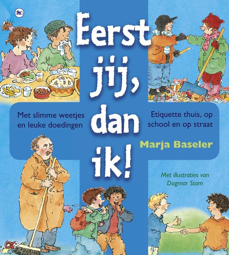Dit boek maakt het leven van kinderen leuker en makkelijker. HET handboek voor het aanleren van sociale vaardigheden. Boordevol slimme weetjes en leuke doe-dingen. #etiquette #socialevaardigheden 6+