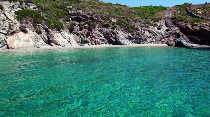 Fourni. Close to Samos
