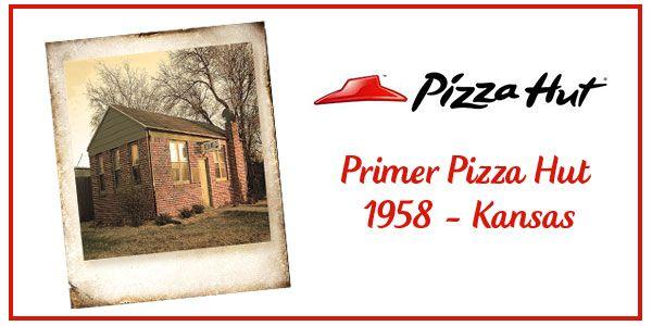 ¿Qué determinó el nombre de Pizza Hut?