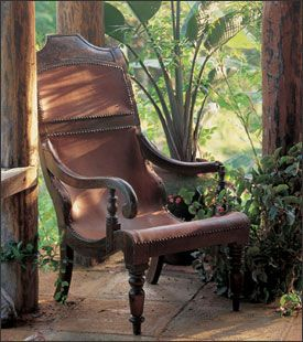 Exotic Furniture From The English Islands By Michael A. Connors From  Antiques U0026 Fine Art. West Indies ...